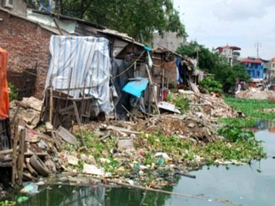 Hệ thống sông ngòi Việt Nam đang bị bức tử