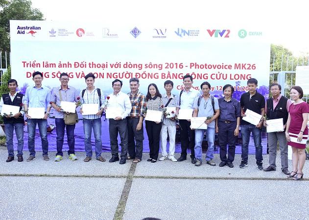 Chuỗi sự kiện Dòng sông và Con người Đồng bằng Sông Cửu Long 2016