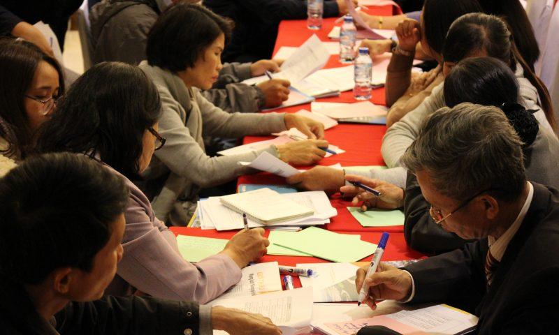 Hội thảo thường niên Mạng lưới Sông ngòi Việt Nam 2017