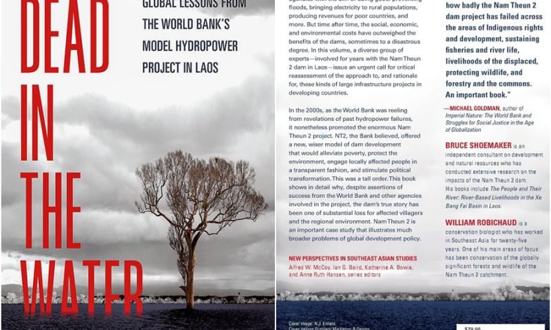 Sự thất bại: Bài học toàn cầu từ dự án thủy điện ở Lào của Ngân hàng thế giới