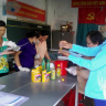 """Enhancing women's capacity in water resource management"" project in Soc Trang City"