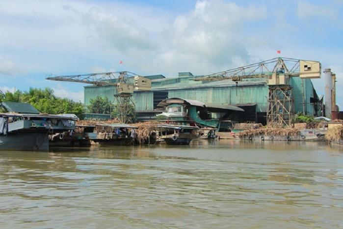 Sông Cái Lớn ô nhiễm: Yêu cầu nhà máy đường tạm dừng hoạt động