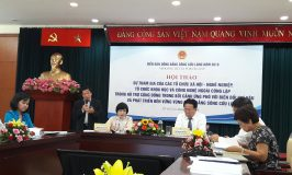 Sự tham gia của Mạng lưới Sông ngòi Việt Nam và cộng đồng địa phương trong bối cảnh ứng phó với Biến đổi khí hậu và phát triển bền vững Đồng bằng Sông Cửu Long