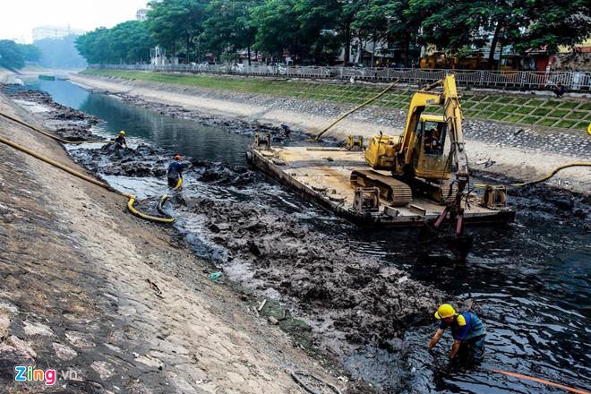 Đại biểu HĐND Hà Nội hiến kế cứu sông Tô Lịch