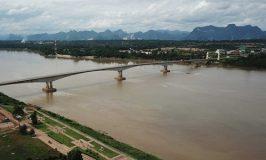 Nước sông Mê Kông ở Thái Lan xuống thấp nhất trong 10 năm