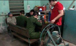 Phát hiện đường ống bí mật công ty ở Thái Nguyên dùng để tuồn chất thải ra sông Cầu