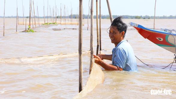 11 thủy điện từ Trung Quốc làm giảm 50% phù sa lưu vực sông Mê Kông