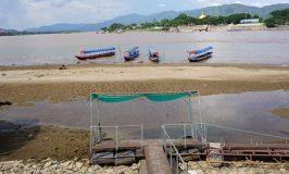 Trung Quốc tăng lưu lượng xả nước sông Lan Thương