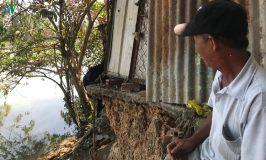 Sạt lở bờ sông Đồng Nai đe dọa cuộc sống người dân