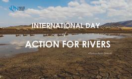 Hạn mặn tại Đồng bằng sông Cửu Long và Ngày Thế giới hành động vì các dòng sông 14/3/2020