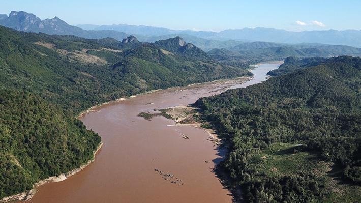 Phản hồi của Thái Lan đối với Dự án Thủy điện Luang Prabang