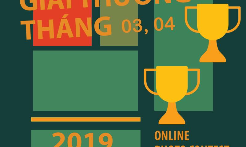 Kết quả cuộc thi ảnh online Tiếng vọng từ Đại ngàn tháng 04/2020