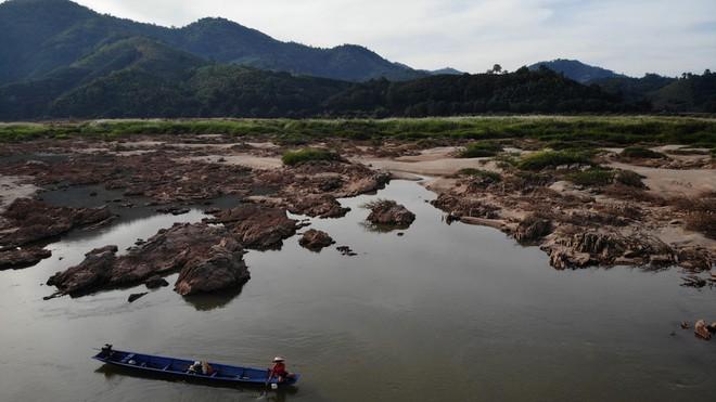 Báo động tình hình nguy cấp lưu vực sông Mê Kông