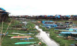 Sông Mê Kông vẫn 'đói' nước, chưa thấy tín hiệu mùa nước nổi