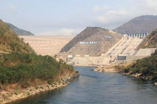 Chuyên gia lo ngại đập của Trung Quốc giữ nước sông Mekong
