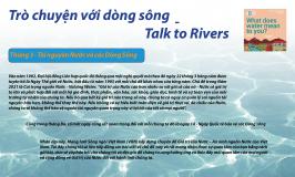 Kêu gọi bài viết xây dựng chuyên đề Giá trị của Nước – An ninh nguồn Nước của Việt Nam