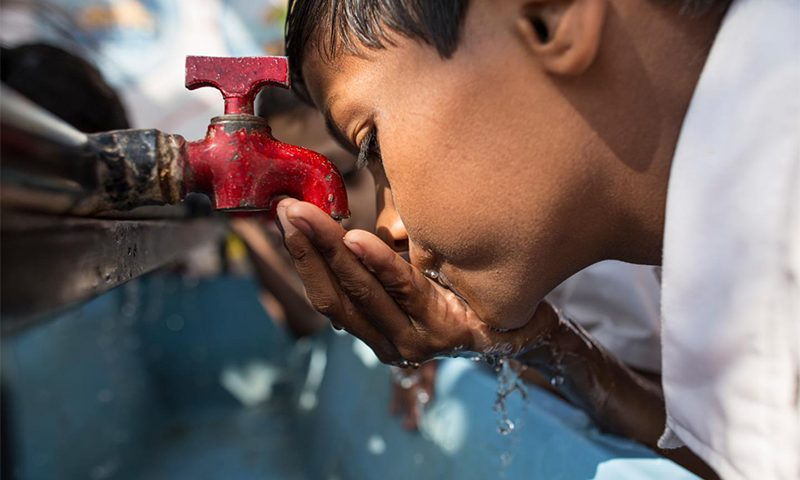 10 sự thật về nước và tình trạng thiếu nước trên toàn cầu