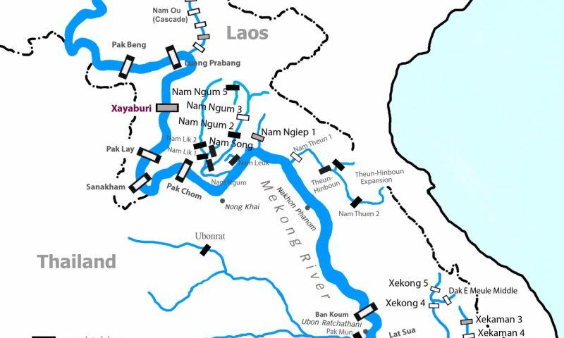 Thai Villagers File Lawsuit on Pak Beng Dam
