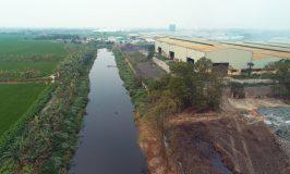 Hiểm họa từ nhà máy xử lý rác Việt Hồng ven sông Rạng