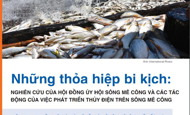 Factsheet – Ủy hội sông Mê Kông
