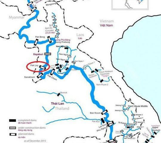 Việt Nam trả lời về Báo cáo đề xuất Dự án Thủy điện Pak Lay của CHDCND Lào