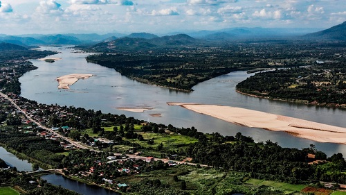 Dự án của Mỹ sẽ công khai mực nước các đập Trung Quốc trên sông Mekong