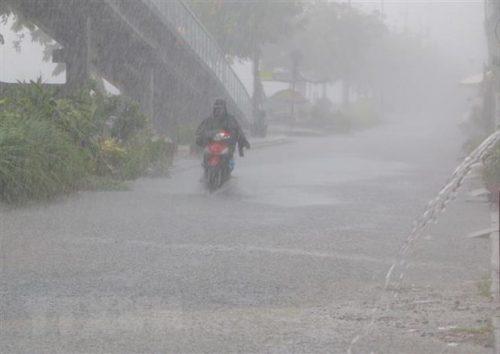 10 ngày đầu tháng 5 này xâm nhập mặn ở ĐBSCL tăng hay giảm, trời nắng ráo hay mưa giông?